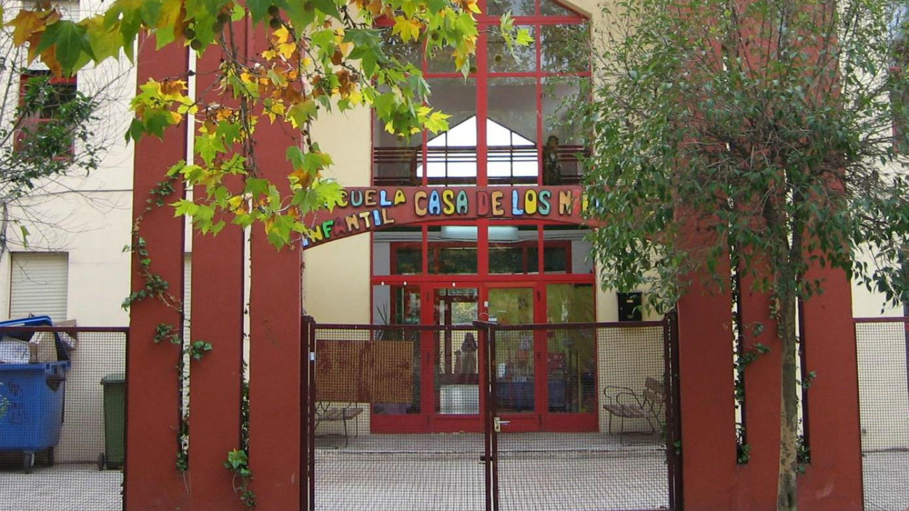 Escuela infantil de Getafe