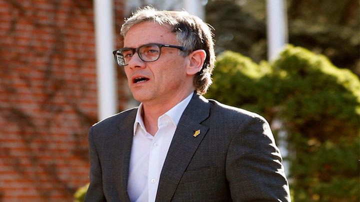 El TSJC procesa a Jové, uno de los negociadores catalanes, por el 1-O