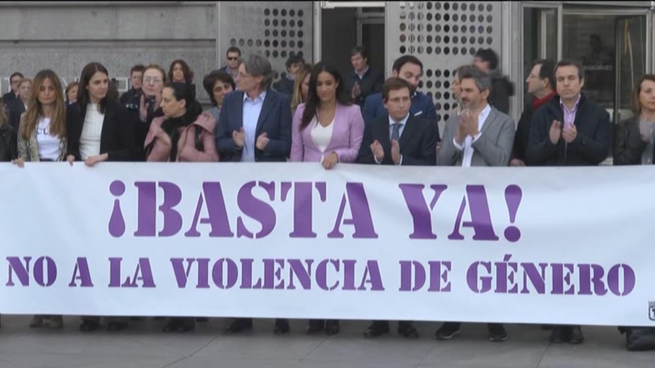 Vox no participa en el minuto de silencio del Ayuntamiento de Madrid por la última víctima de violencia de género