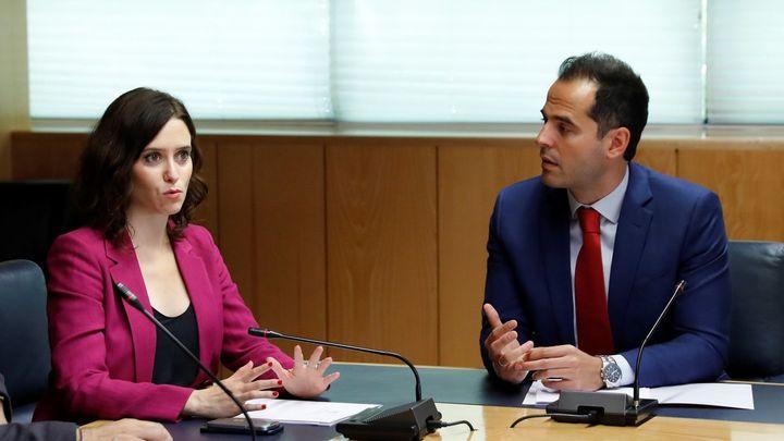 Reuniones en Madrid con el objetivo de recomponer la economía