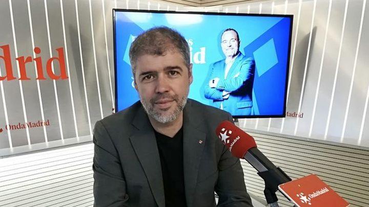 """Unai Sordo: """"Madrid no puede seguir haciendo 'dumping' fiscal"""""""