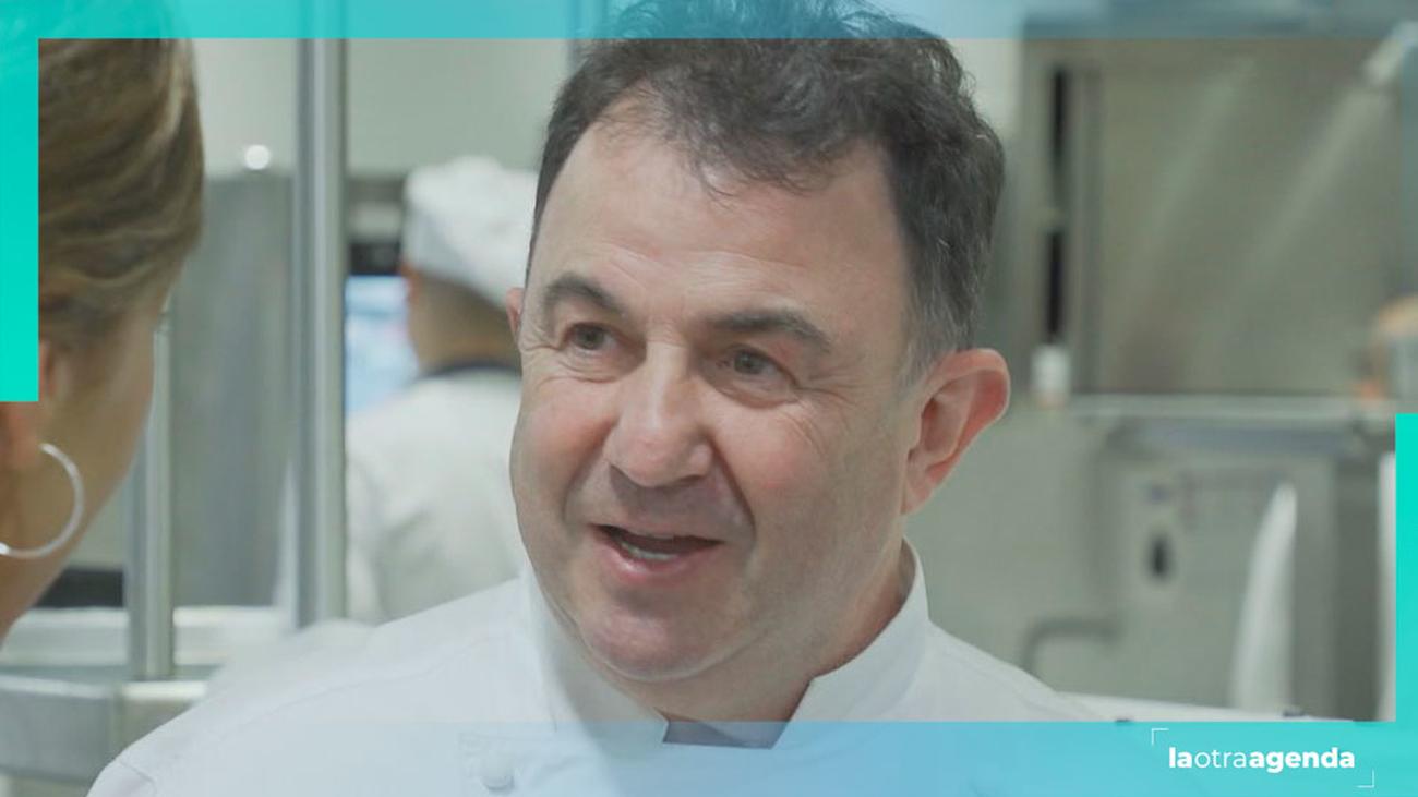 Así es el 'Tilín del corazón', la nueva experiencia gastronómica de Martín Berasategui