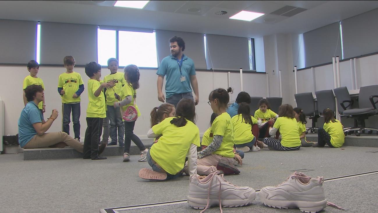 Una empresa de Alcobendas ofrece talleres para conciliar cuando los niños no tienen colegio