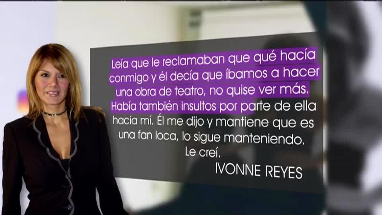 El motivo por el que Ivonne Reyes ha decidido cancelar su boda con Gabriel Fernández