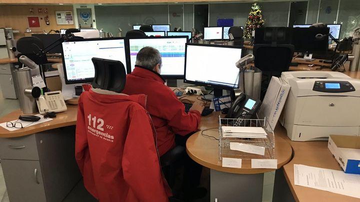 Emergencias 112 pide precaución en la carretera ante las fuertes rachas de viento