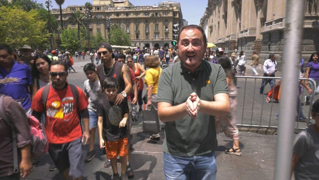 Madrileños por el mundo viaja este martes a Santiago de Chile