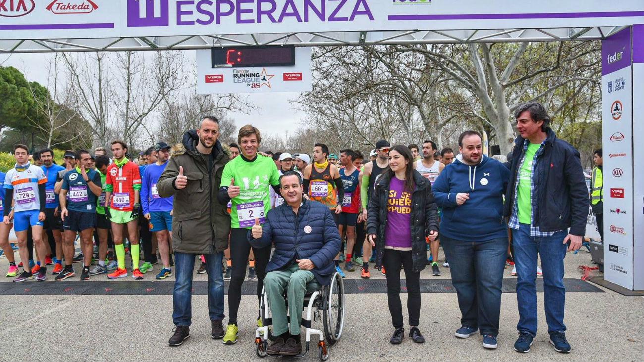 3.000 personas corren en Madrid por las Enfermedades Raras