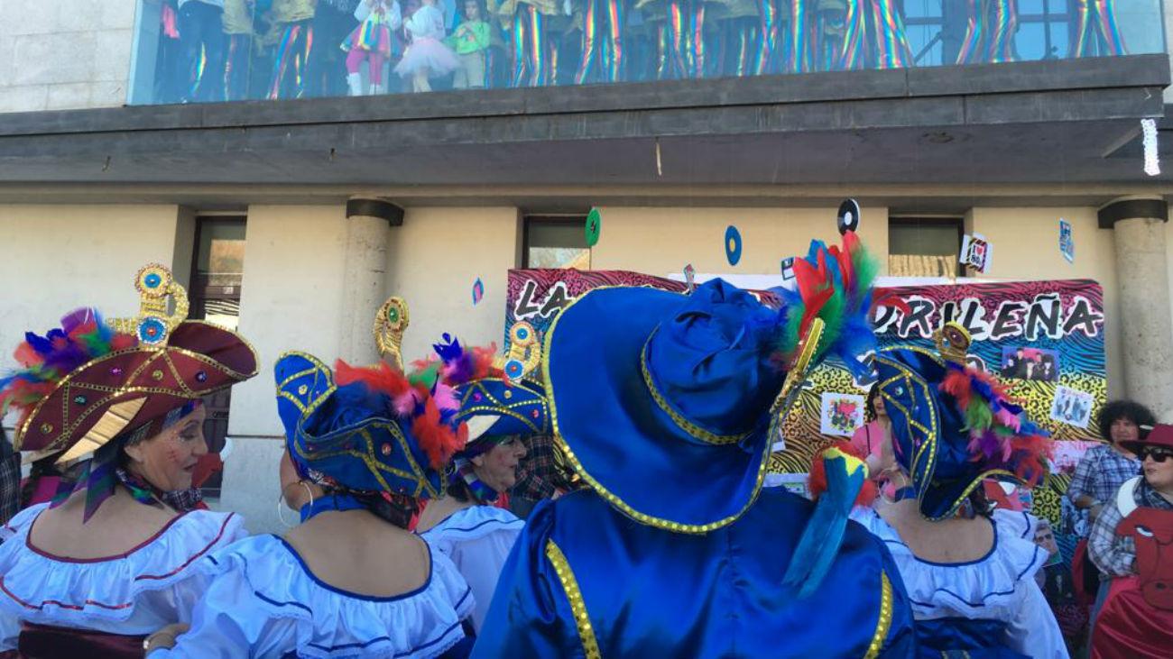 Carnavalde Torres de la Alameda