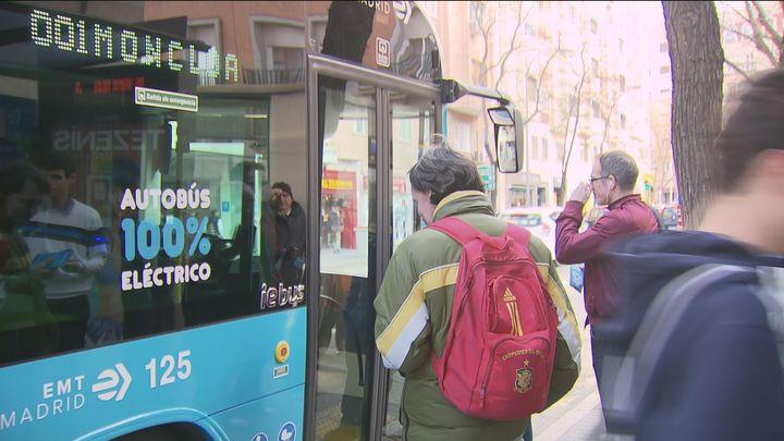 Arranca este martes la línea cero emisiones y gratuita de la EMT entre Puerta de Toledo y Argüelles