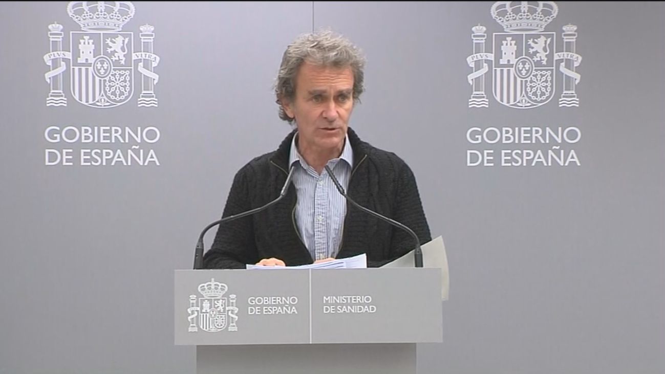 Sanidad cifra en torno a 120 los casos de coronavirus en España, al menos 32 de ellos en Madrid