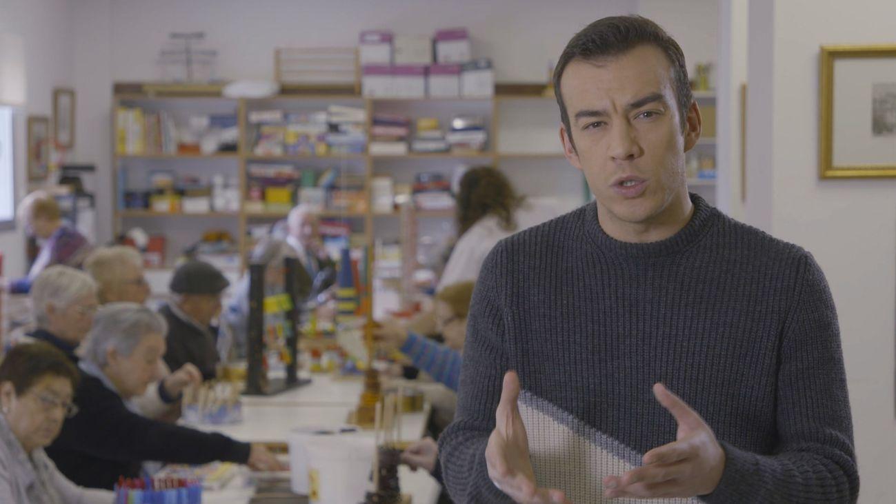 José Luis Vidal presenta Con Sumo Cuidado en Telemadrid