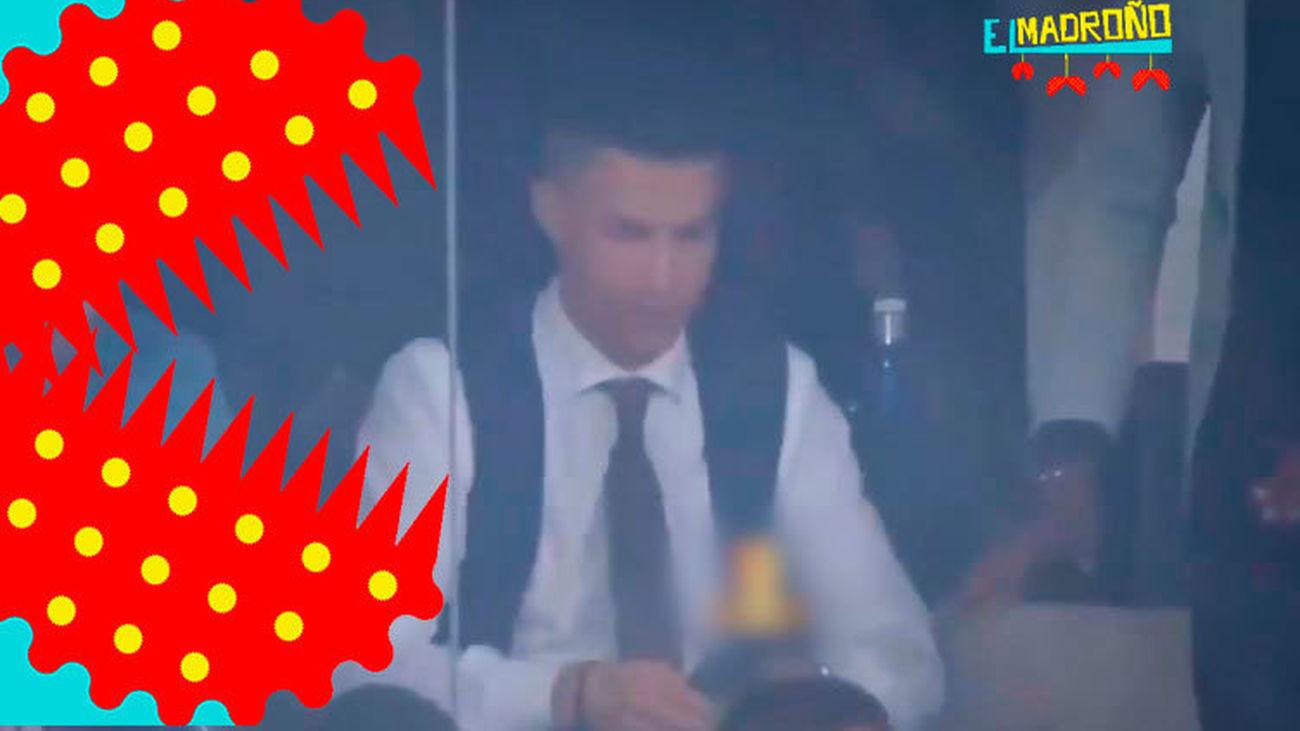 Cristiano Ronaldo y Georgina Rodríguez huyen del coronavirus