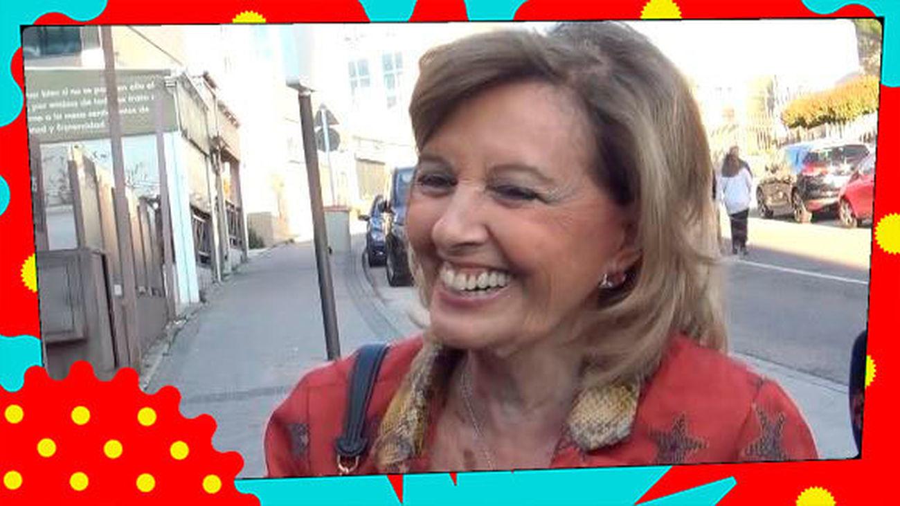 María Teresa Campos, ¿ilusionada de nuevo?