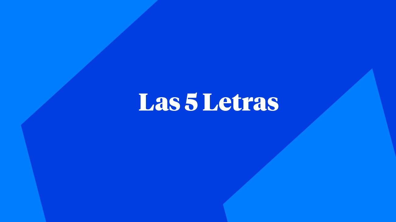 Las 5 Letras 04.12.2020