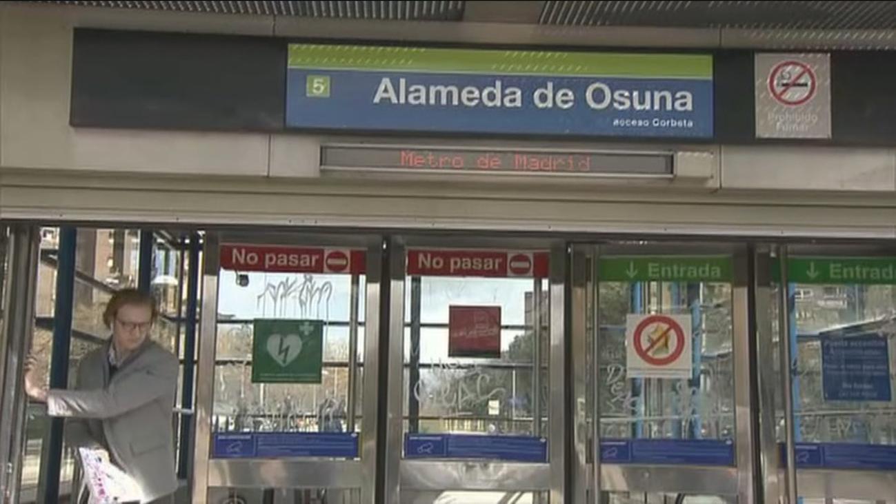 La Línea 5 de Metro de Madrid llegará hasta el aeropuerto en 2024