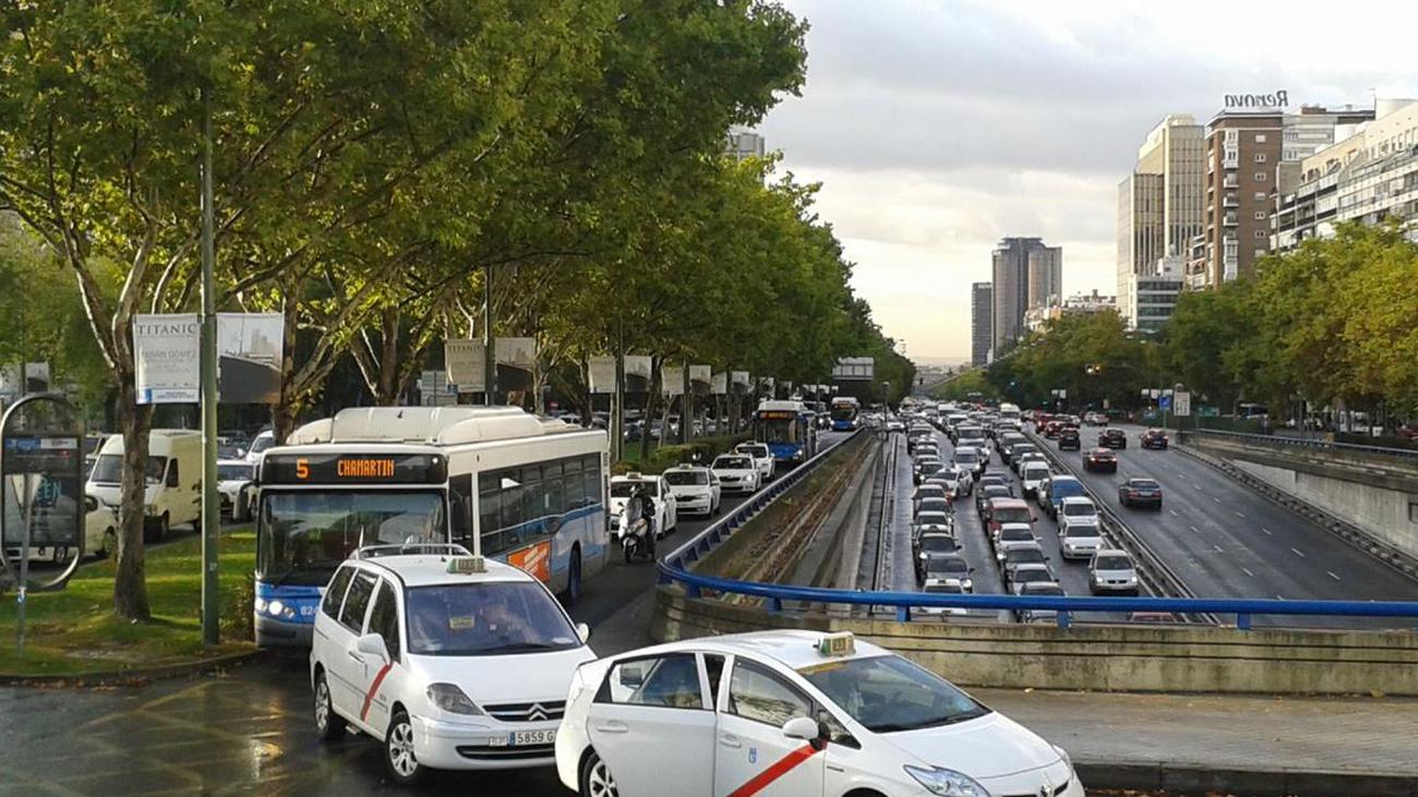 El Ayuntamiento de Madrid vigilará los tubos de escape