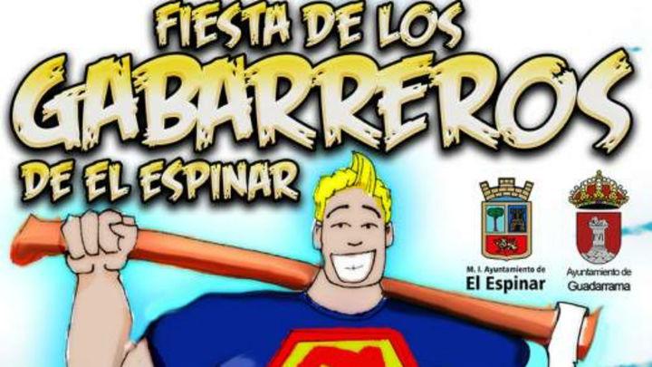 Guadarrama acoge la espectacular 'Fiesta de los Gabarreros de El Espinar' como homenaje a los oficios de antes