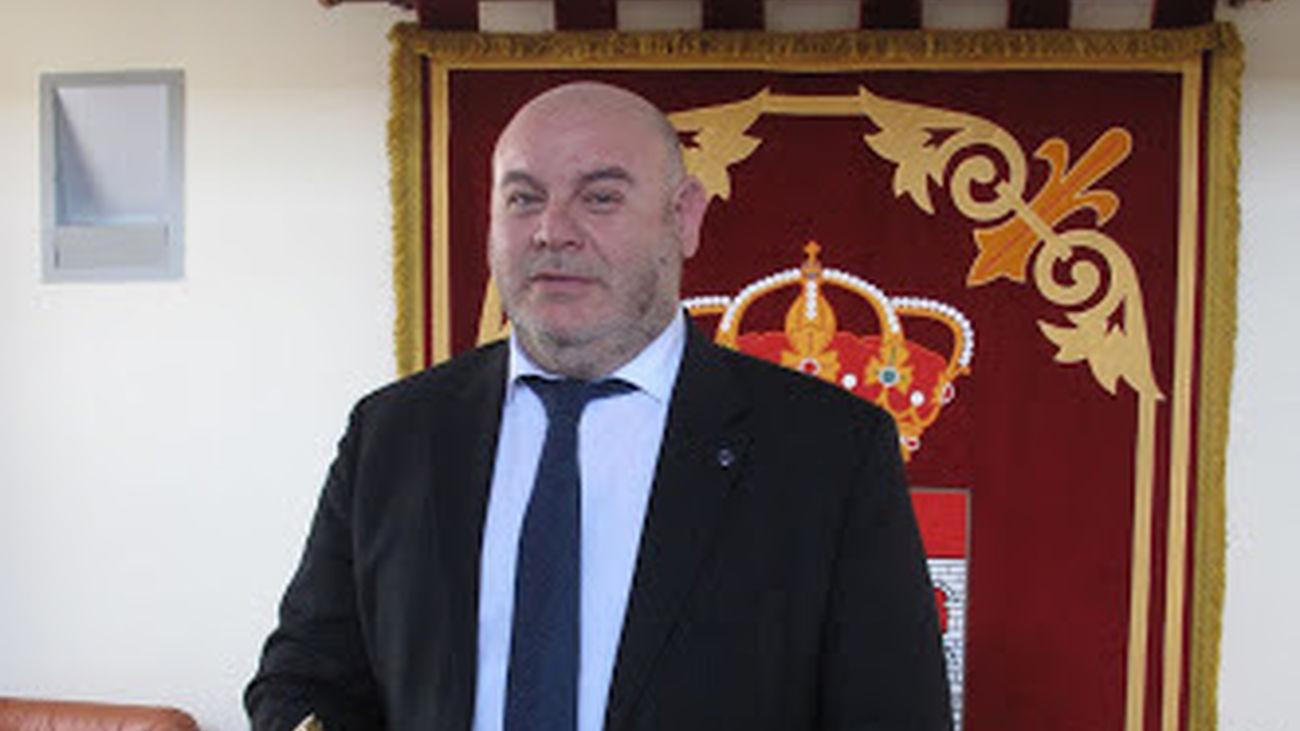 """Andrés Samperio, Alcalde de Navalagamella """"El precio de los pisos ha sido decisivo para salir de la lista de pueblos de la España Vaciada"""""""