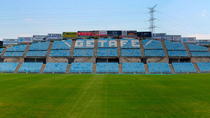 El Getafe podrá contar con todos sus abonados en el Coliseum frente al Elche