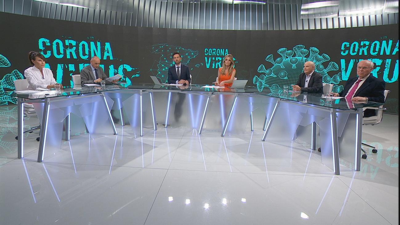 Especial informativo: Coronavirus en Madrid 03.03.2020