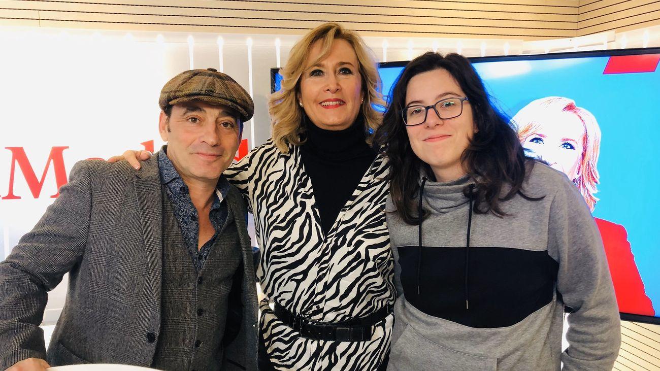 Entrevista al cantante Zenet y a Nerea Serrano, directora de los Premios de Música Independiente