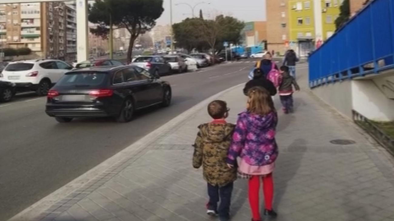 Denuncian el riesgo que supone caminar por Santa María de la Cabeza