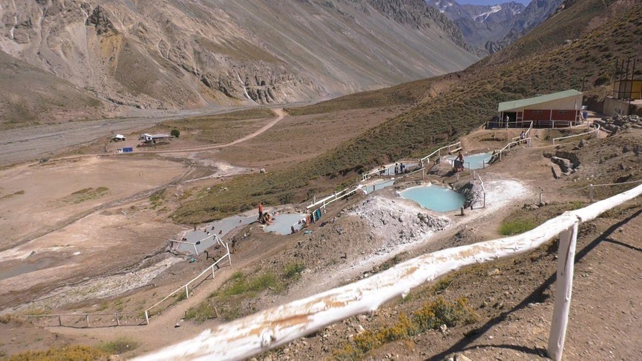 El Cajón del Maipo, corazón de la Cordillera de los Andes