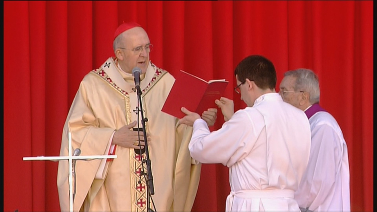 El cardenal Juan José Omella apuesta por el diálogo tras ser elegido presidente de la Conferencia Episcopal
