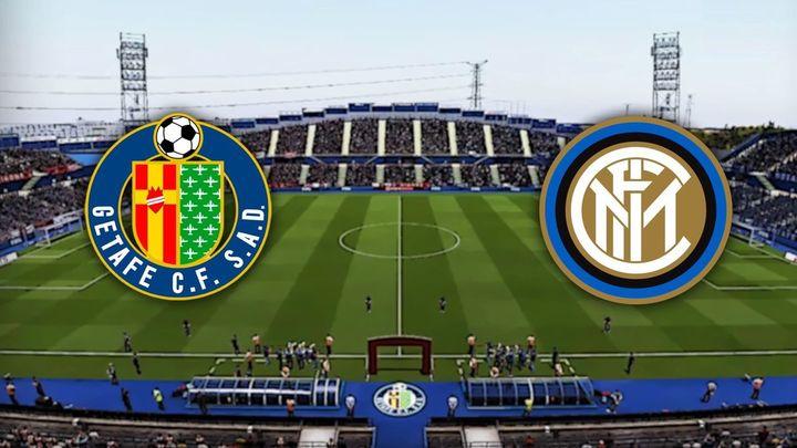 La UEFA suspende el Inter-Getafe por el coronavirus