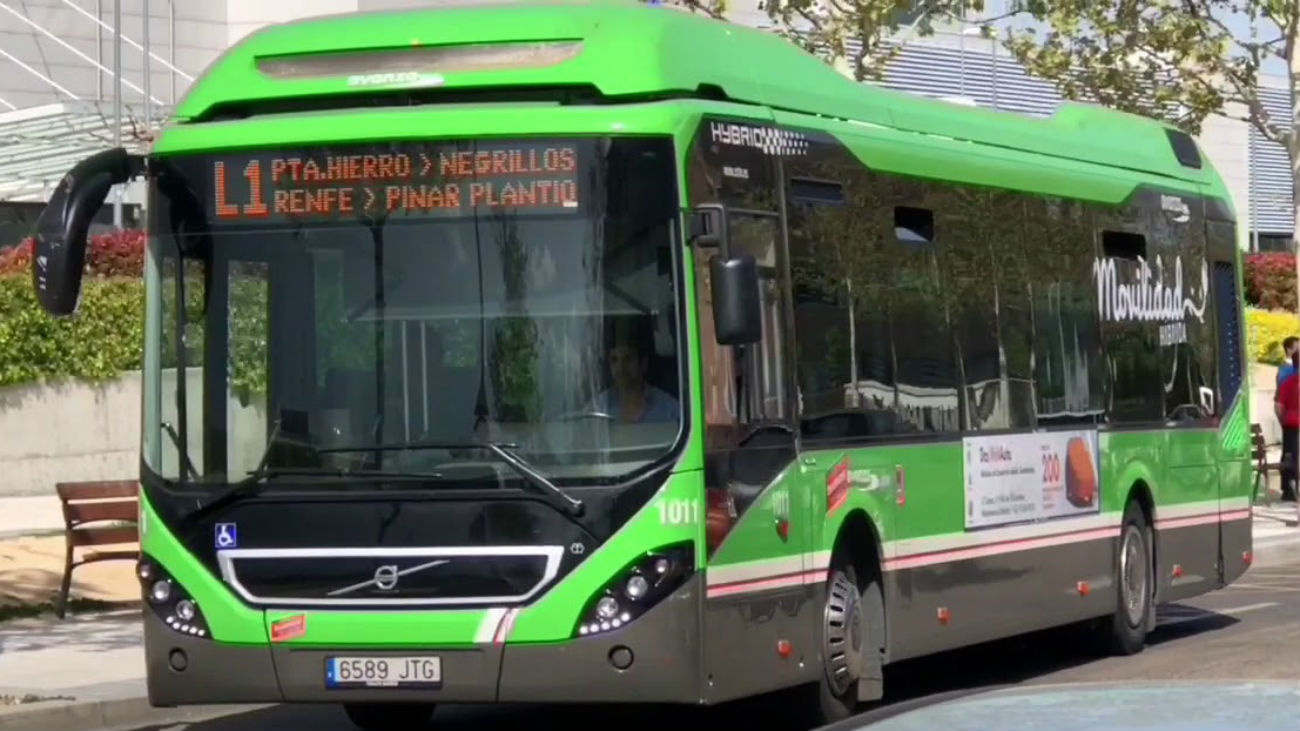 Autobús de Majadahonda