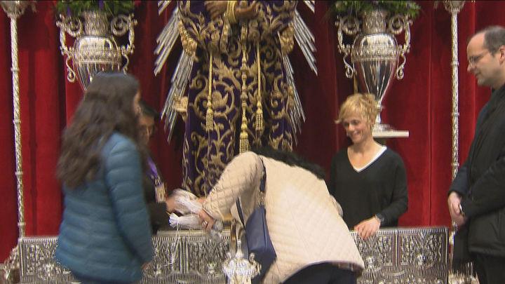 El Arzobispado de Madrid recomienda no besar la talla de Jesús de Medinaceli por el coronavirus
