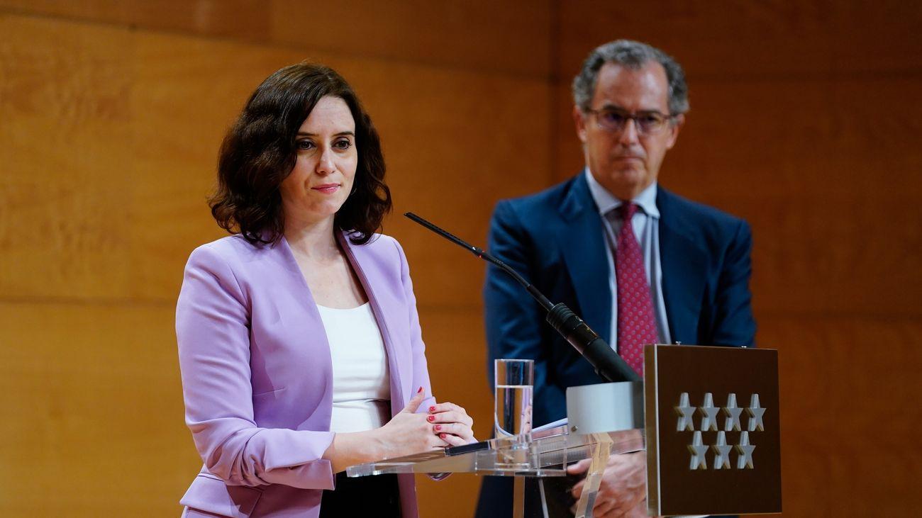 La 'ley Celaá', en el punto de mira de la Comunidad de Madrid