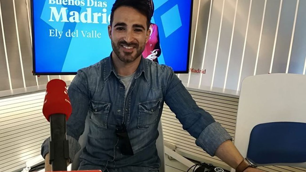 """José Mora: """"Sigo fiel a mi estilo de pop flamenco, aunque sigo buscando nuevos sonidos"""""""