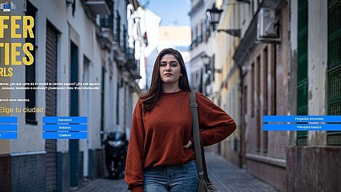 """Plan Internacional y su proyecto contra el acoso callejero: """"No queremos estigmatizar calles ni lugares"""""""