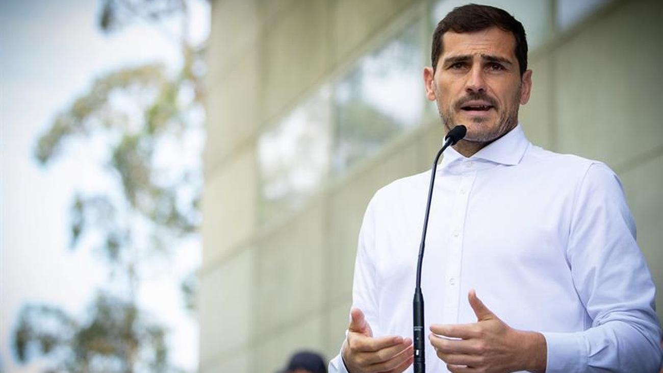 La fiscalía portuguesa registra el domicilio de Iker Casillas en Oporto
