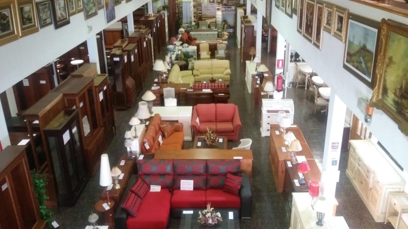 Muebles a precio de chollo en Paracuellos de Jarama