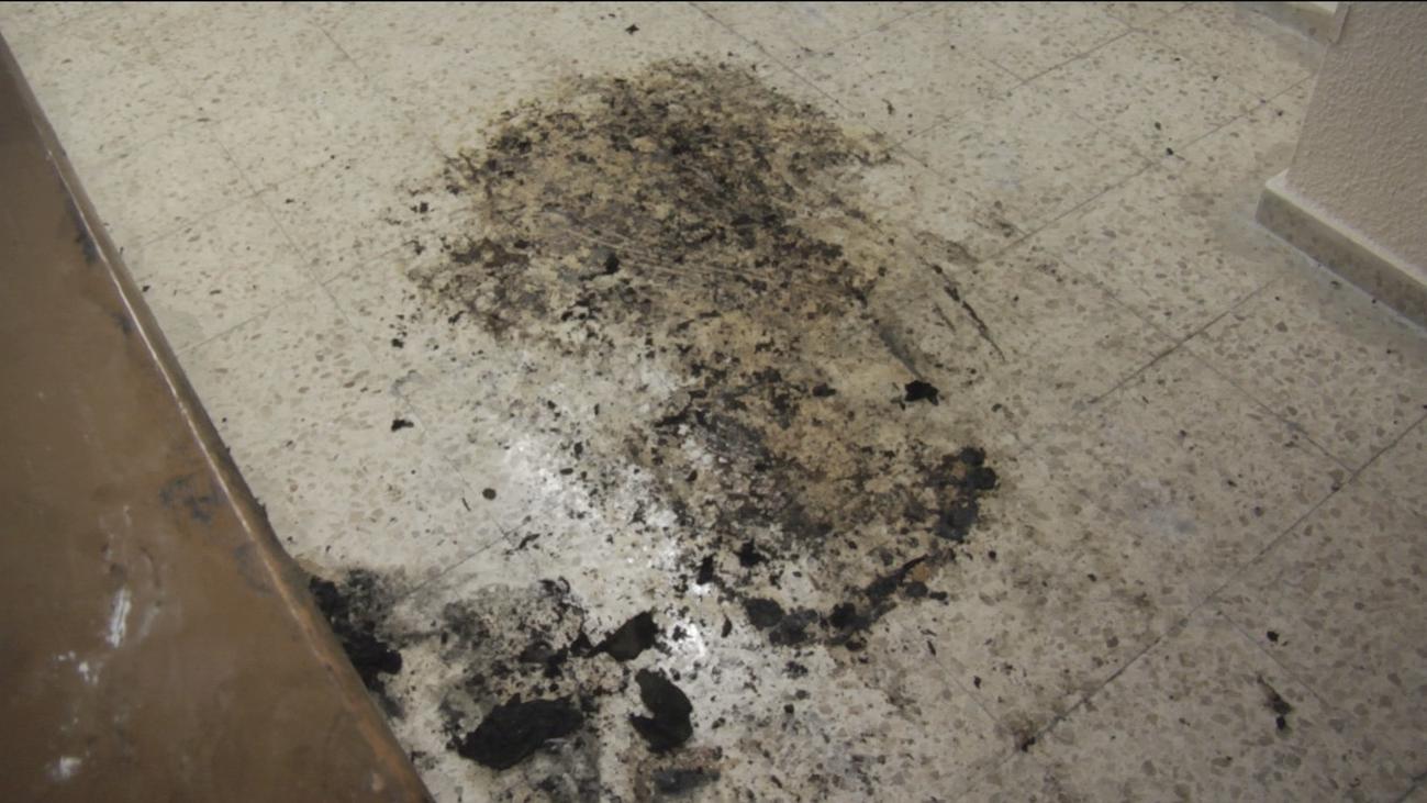Un cigarrillo, posible origen de un incendio en una vivienda de Moratalaz