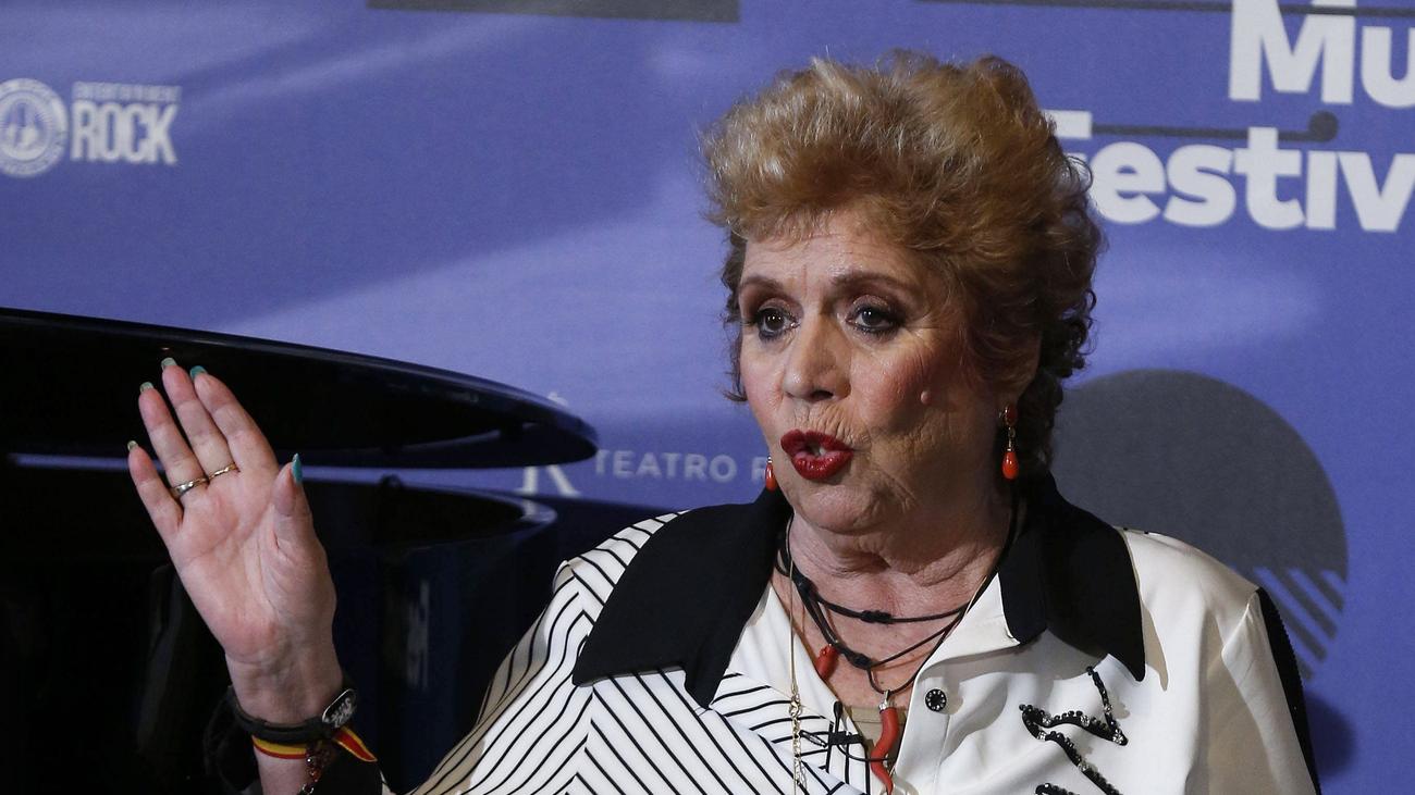 María Jiménez regresa a los escenarios con un concierto en el Teatro Real