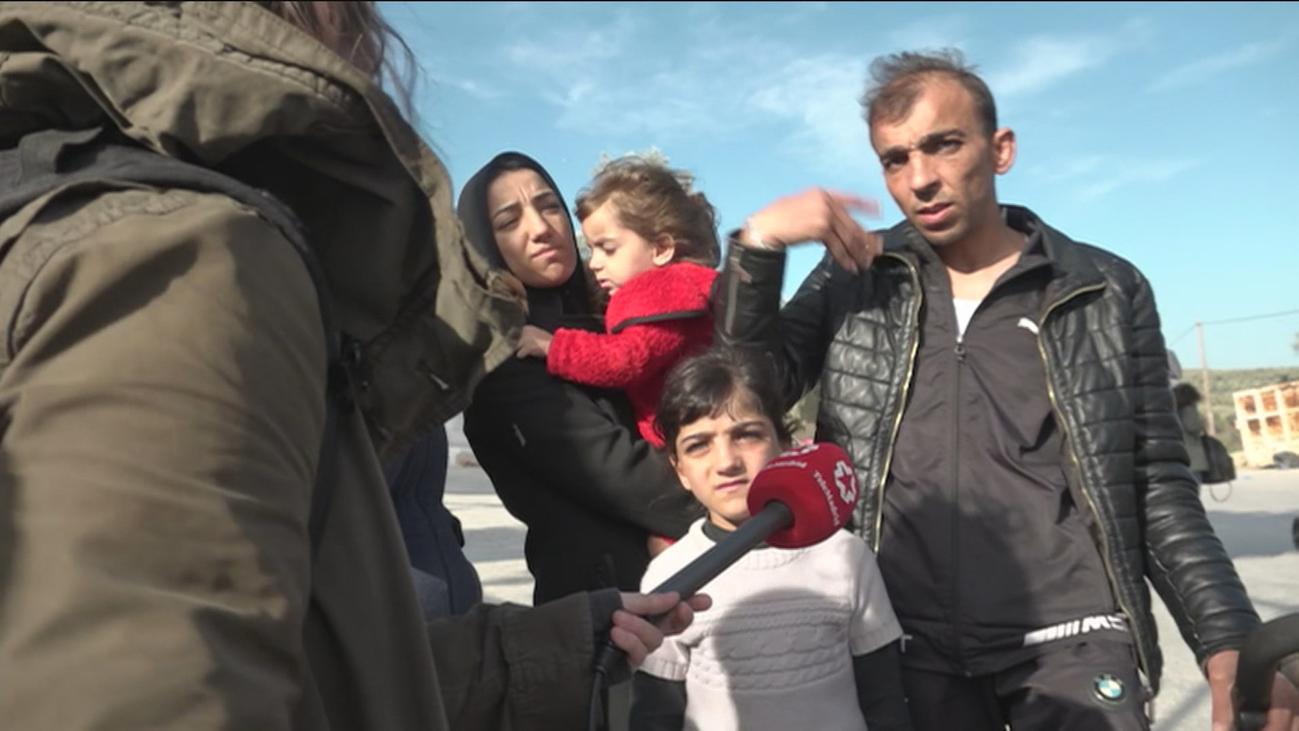 La crisis migratoria se agrava en la frontera entre Grecia y Turquía