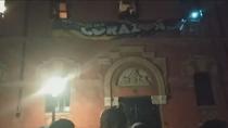 'La Ingobernable' okupa un nuevo edificio junto al Museo del Prado