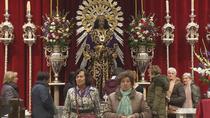 El besapié de Jesús  de Medinaceli  no se hará por el coronavirus