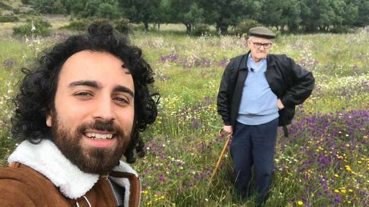 El cazatalentos: Dionisio, de cabrero a meteorólogo con 87 años