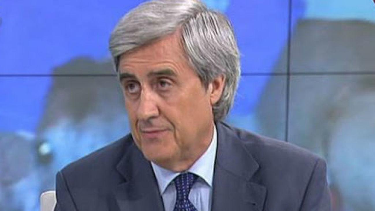 Juan José Badiola, director del Centro de Enfermedades Transmisibles de la Universidad de Zaragoza