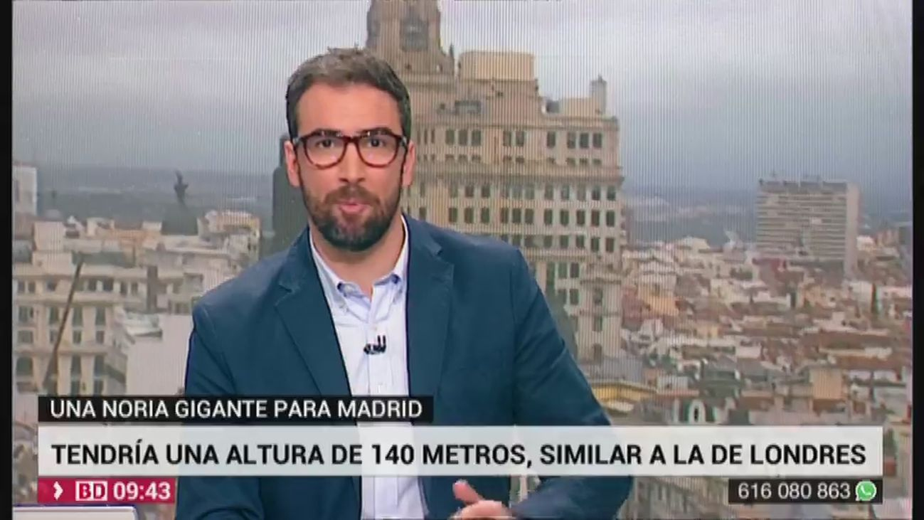Buenos Días Madrid 05.03.2020 (9.00 - 10.30)