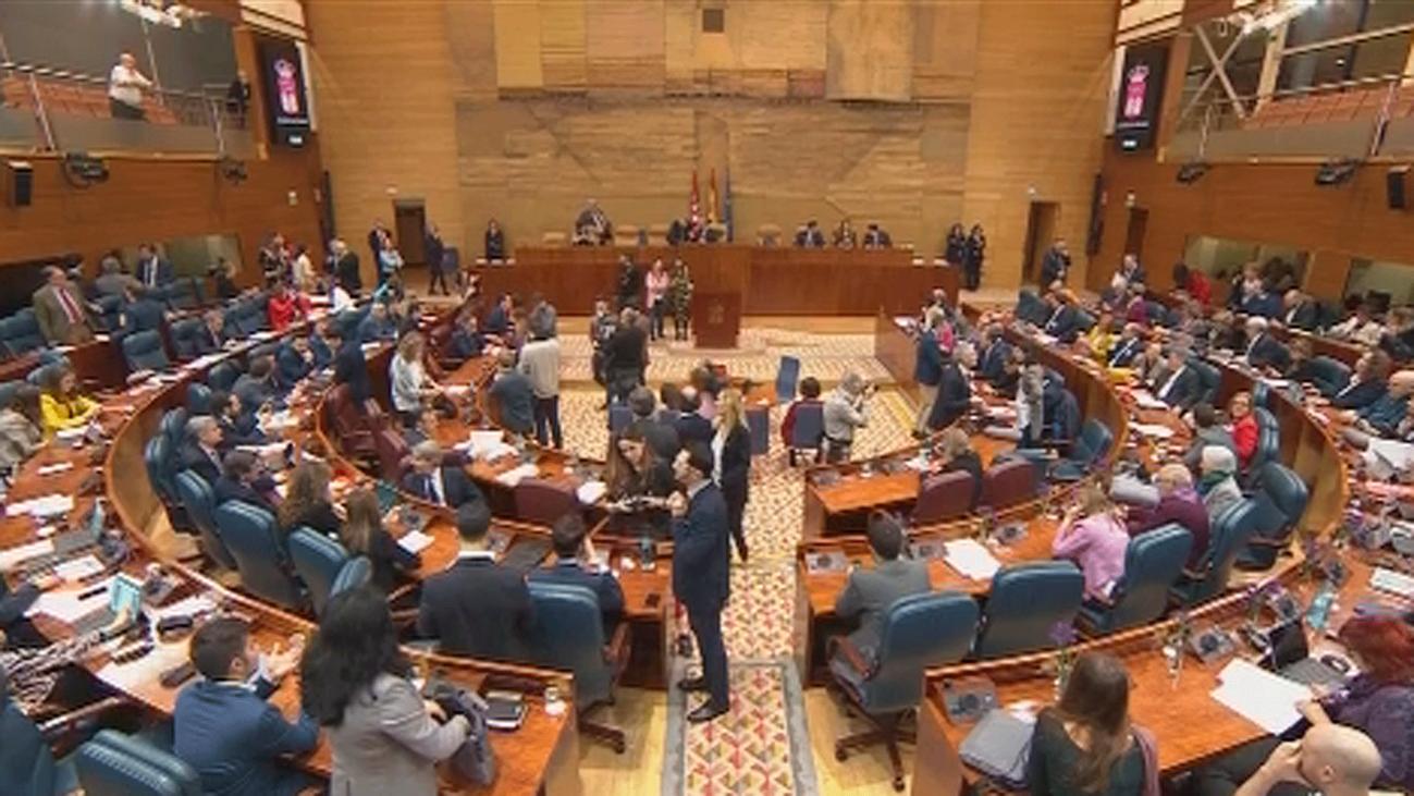La igualdad de la mujer protagoniza el debate en la Asamblea en vísperas de la celebración del 8-M