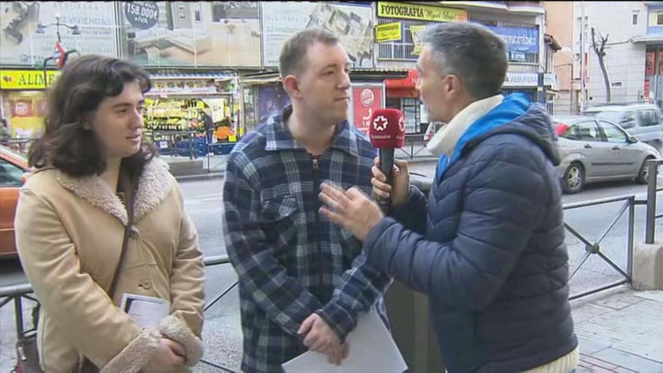 Un joven pide ayuda tras la paliza que sufrió en el metro de Madrid