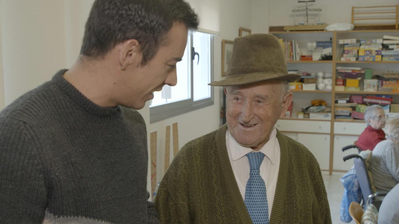 Así funciona una residencia de ancianos ejemplar en Madrid