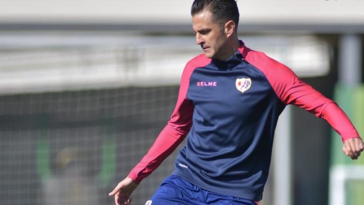 "Juan Villar: ""Vengo al Rayo para marcar goles"""