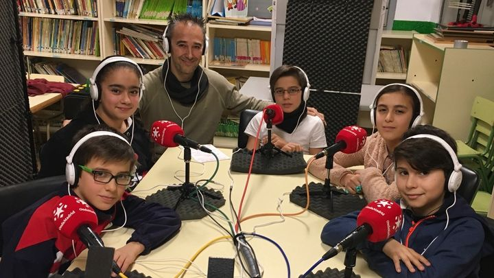 La Radio del Cole: Dámaso Alonso, Madrid 07.03.2020