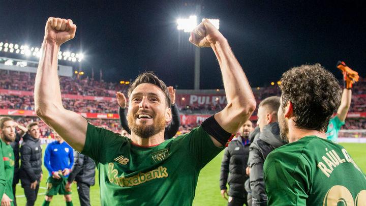 2-1. Athletic se mete en final de la Copa al eliminar al Granada